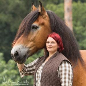 Freiheitsdressur - Sylvia Czarnecki - Positives Training mit Pferden